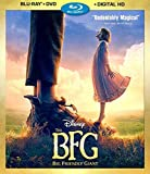 The BFG (Blu-ray + DVD + Digital HD) - December 6