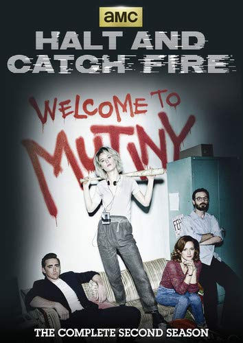 Halt and Catch Fire: Season 2 DVD
