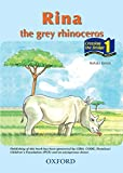 Rina the Grey Rhinoceros