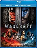 Warcraft (Blu-ray + DVD + Digital HD) - September 27
