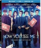 Now You See Me 2 (Blu-ray + DVD + Digital HD) - September 6