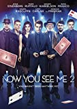 Now You See Me 2  [DVD + Digital]