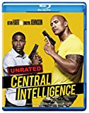 Central Intelligence (Blu-ray + Digital HD) - September 27