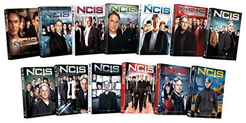 NCIS: Thirteen Season Pack DVD