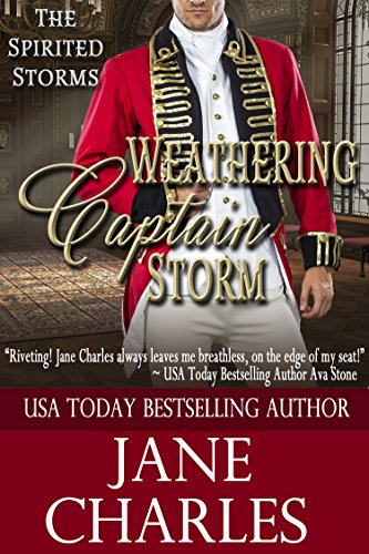 Free eBook - Weathering Captain Storm