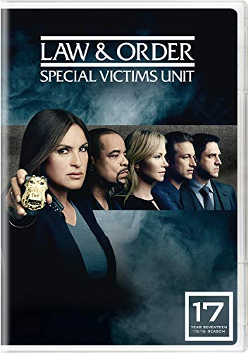 Law & Order: Special Victims Unit - The Seventeenth Year DVD