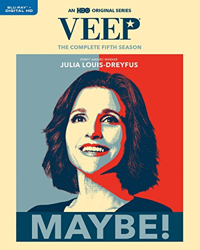 Veep: The Complete Fifth Season  DVD