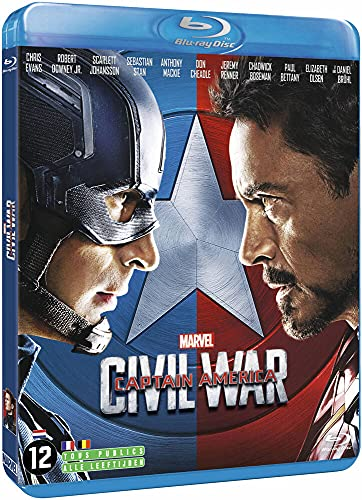 Captain America : Civil War [Blu-ray]