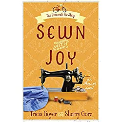 Sewn with Joy (The Pinecraft Pie Shop Series Book 3)