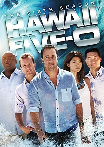 Hawaii Five O: Sixth Season DVD