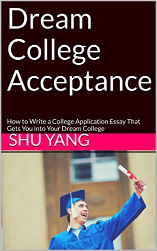 How To Write Good College Application Essays