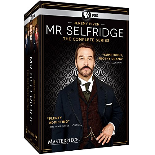 Masterpiece: Mr Selfridge: The Complete Series DVD