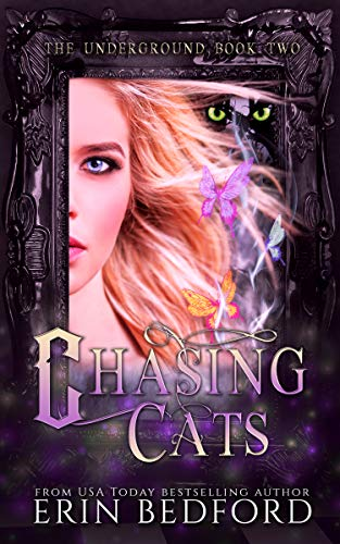 Chasing Cats by Erin Bedford