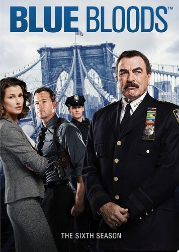 Blue Bloods: The Sixth Season DVD