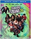 Suicide Squad (Blu-ray 3D + Blu-ray + DVD + Digital HD) - December 13