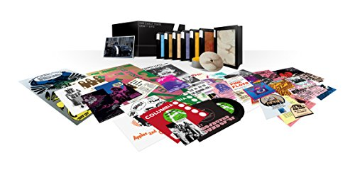 The Early Years 1965 - 1972' - Édition Limitée (Coffret 10CD + 9DVD + 8 Blu Rays + 5 vinyles)
