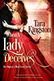 Free eBook - When a Lady Deceives