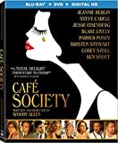 Café Society (Blu-ray + DVD + Digital HD) - October 18