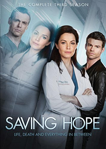 Saving Hope: Season 3 DVD