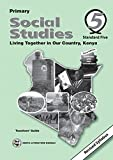 Primary Social Studies: Teachers' Guide for Standard 5