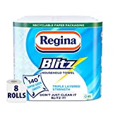 Product Image of Regina Blitz Household Towels - Pack of 4, Total 8