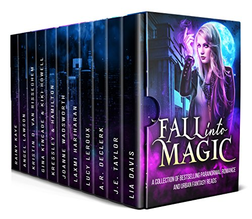 Fall Into Magic by Kristin D. Van Risseghem