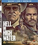 Hell or High Water (Blu-ray + DVD + Digital HD) - November 22