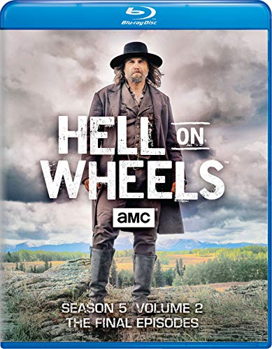 Hell on Wheels: Season 5 - Vol 2 - Final Episodes [Blu-ray] DVD