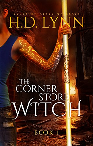The Corner Store Witch by HD Lynn