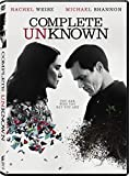 Complete Unknown (DVD) - October 4