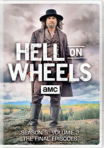 Hell on Wheels: Season 5 - Vol 2 - Final Episodes DVD