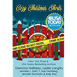 Cozy Christmas Shorts: holiday short story collection