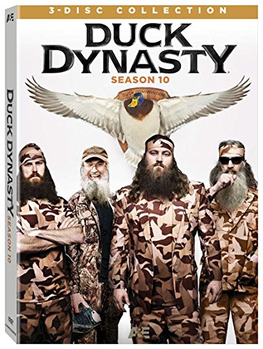 Duck Dynasty - Season 10 [DVD] DVD