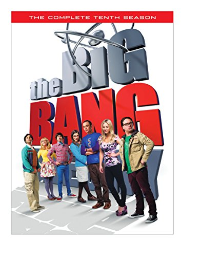 The Big Bang Theory: The Complete Tenth Season DVD