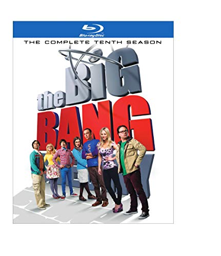 The Big Bang Theory: The Complete Tenth Season [Blu-ray] DVD
