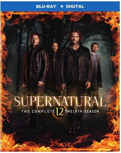 Supernatural: The Complete Twelfth Season [Blu-ray] DVD