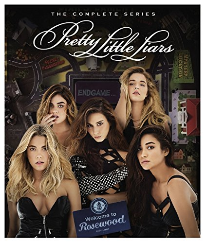 Pretty Little Liars: The Complete Series Set DVD
