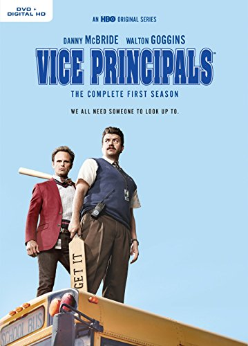 Vice Principals: The Complete First Season DVD + Digital HD DVD