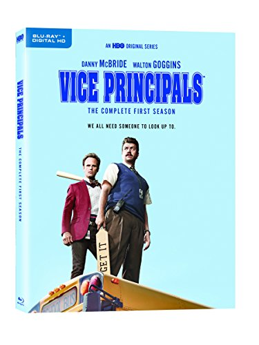 Vice Principals: The Complete First Season Blu-ray + Digital HD DVD