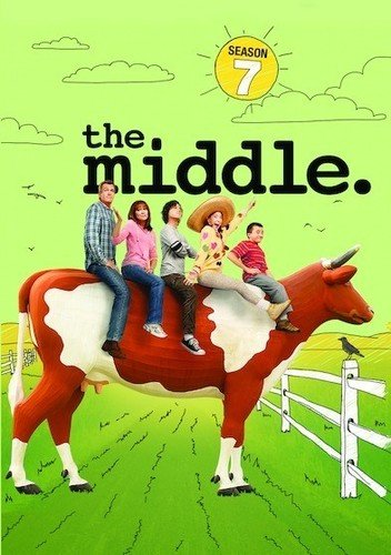 The Middle: The Complete Seventh Season DVD