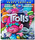 Trolls (Party Edition Blu-ray + DVD + Digital HD) - February 7