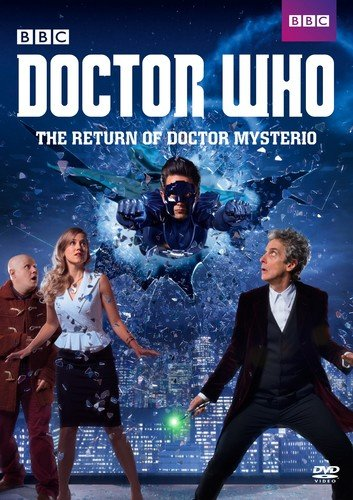 Doctor Who: The Return of Doctor Mysterio DVD