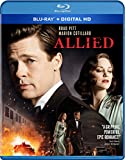 Allied (Blu-ray + Digital HD) - February 28