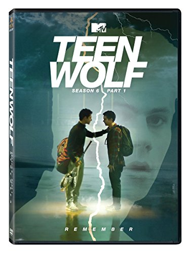 Teen Wolf Season 6 Part 1 DVD