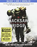 Hacksaw Ridge (Blu-ray + DVD + Digital HD) - February 21