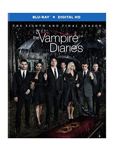 The Vampire Diaries: The Complete Eighth and Final Season [Blu-ray] DVD