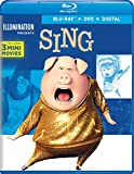 Sing (Blu-ray + DVD + Digital HD) - TBA