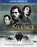 Silence (Blu-ray + Digital HD) - TBA