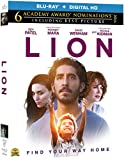 Lion (Blu-ray + DVD + Digital HD) - TBA