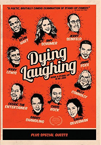 Dying Laughing DVD
